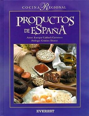 Productos de España (Lo mejor de la cocina regional): Amazon.es ...