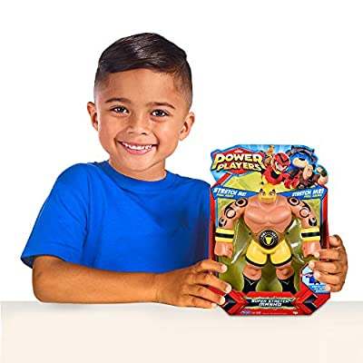 Power Players Deluxe Masko Figure: Toys & Games