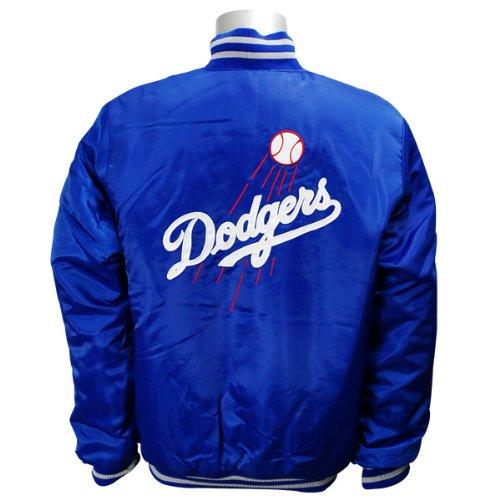 MLB Los Angeles Dodgers Satin Jacket (Medium) by G-III Sports