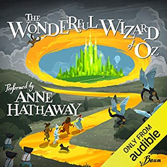 Amazon com: The Wonderful Wizard of Oz (Audible Audio Edition): L