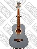 Daisy Rock Debutante Jr. Miss Acoustic Short Scale Cotton Candy Blue Guitar