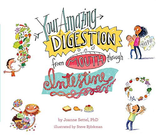 Book Cover: Your Amazing Digestion from Mouth through Intestine