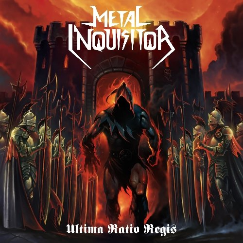 Metal Inquisitor: Ultima Ratio Regis (Audio CD)