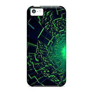 For CbUTPzz3509hTtni Technology Tunnel Protective Case Cover Skin/iphone 5c Case Cover