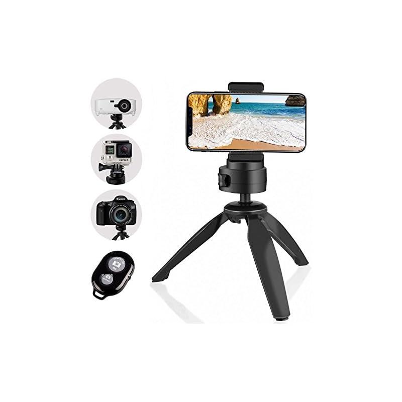 Heavy Duty Tripod, UBeesize Phone Camera
