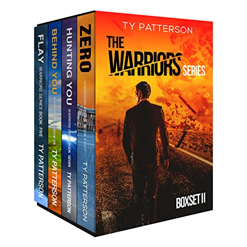 The Warriors Series Boxset II (Warriors series of Action Suspense Adventure Thrillers) cover