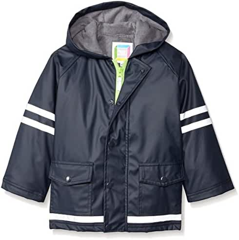 i Rock the Block Little Boys' Rain Jacket Raincoat
