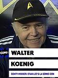 CONtv Insider: Stan Lees LA Comic Con - Star Treks Walter Koenig