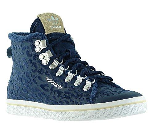 041e37a9f71826 adidas Originals Honey Hook W Schuhe Damen Sneaker High Top Blau S77425