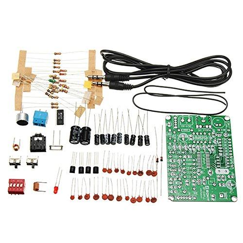 Ils - FM Stereo Transmitter Module MP3 Recorder DIY Radio Station Kit