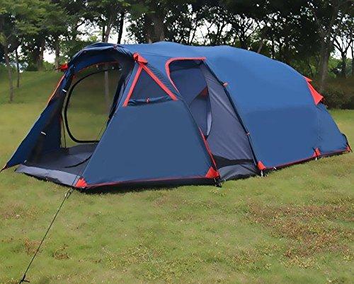 MCCOutdoor-Zweizimmer-Zelt von vielen 5-8 Doppelzimmer Bergsteigen Zelt