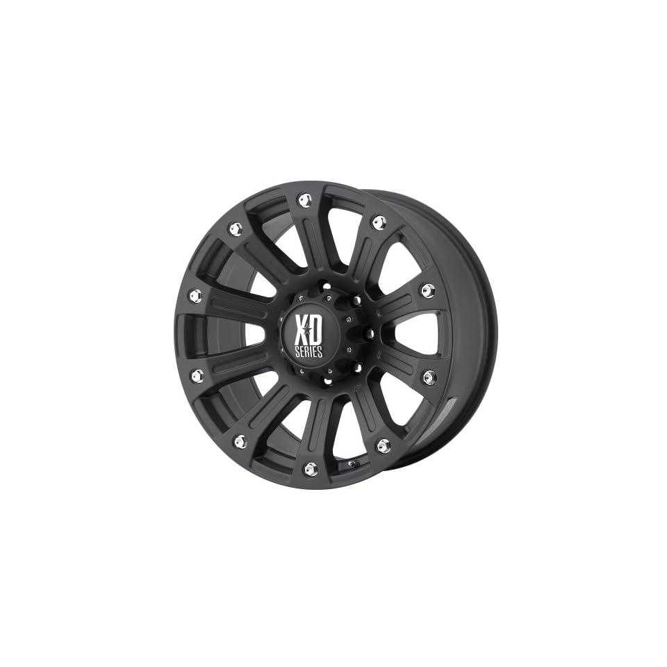XD Series 441 Ambush Matte Black Wheel (18x9/6x139.7mm)