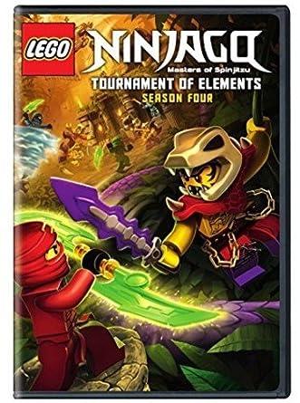 Lego Ninjago: Masters Of Spinjitzu - Season Four Edizione ...