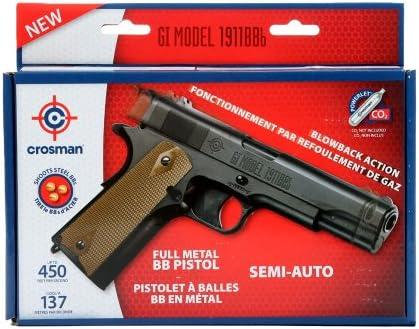 Crosman Model Pistol Metal Frame