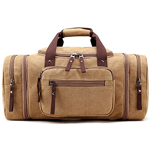Kenox Oversized Canvas Luggage Weekend product image