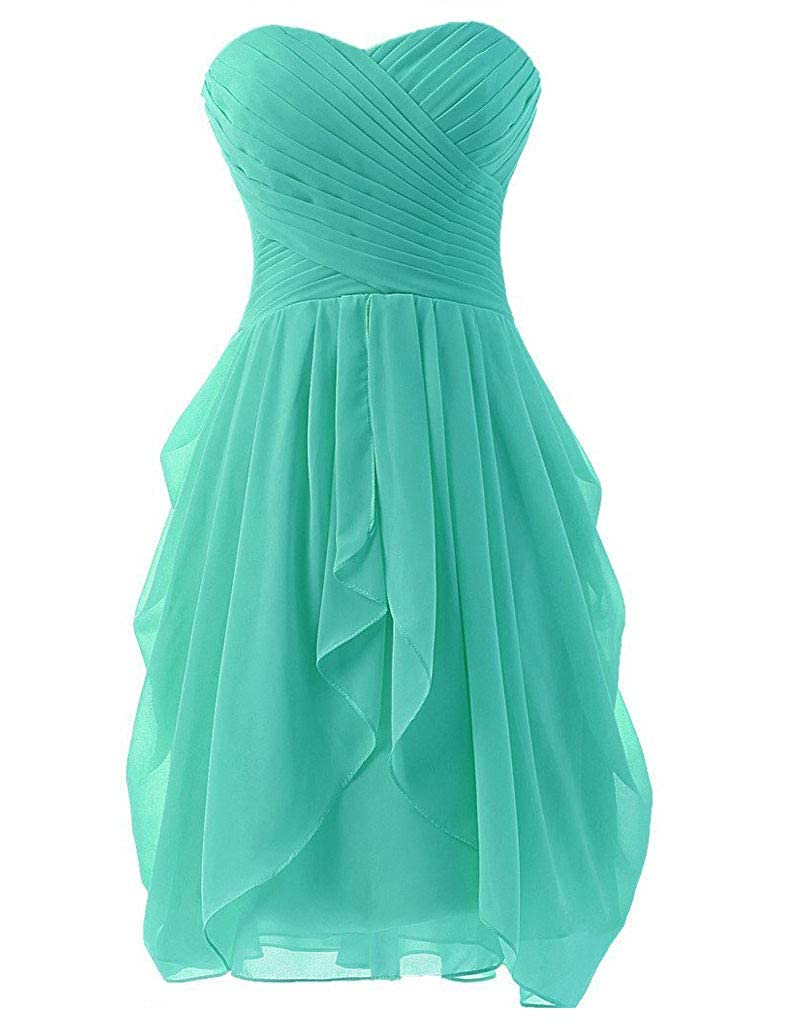 Uther Bridesmaid Dresses Short Prom Dress For Women Party Homecoming Dress