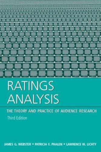 Ratings Analysis: Theory and Practice (Routledge Communication Series)