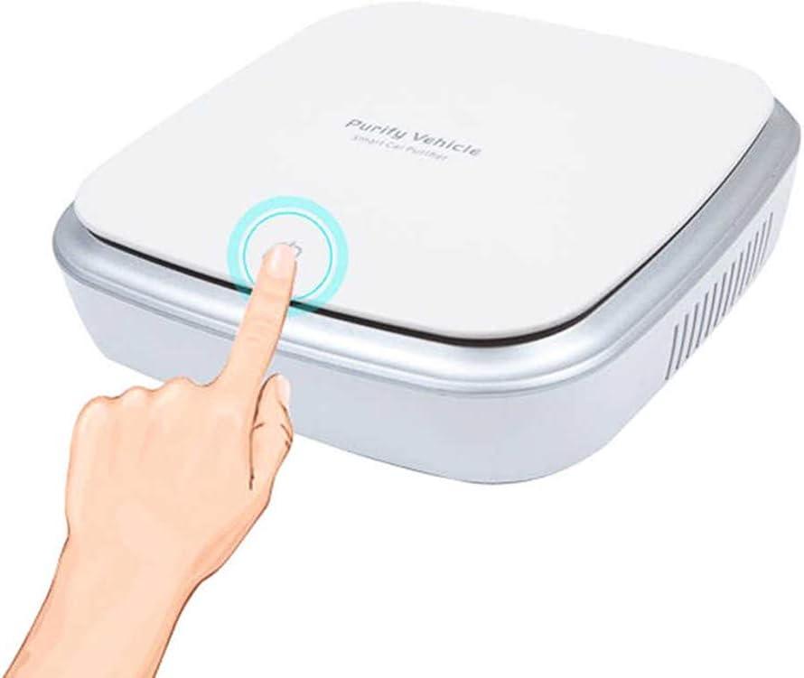 AMON LL Purificador de Aire del Coche, con USB Encendedor de ...