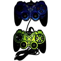 Twin Double Shock Gamepad Controller for PC