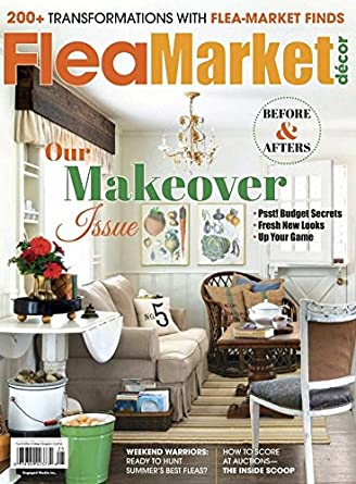Flea Market Decor: Amazon.com: Magazines