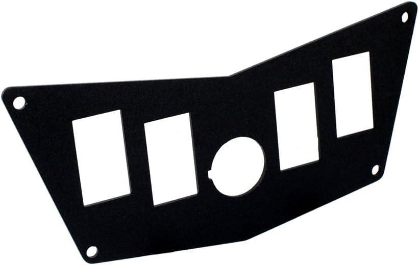 Encendedor de cigarrillos y USB de distribución Front placas montaje 12v