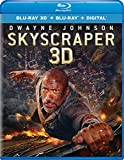 Skyscraper Cover - 4K Ultra HD Blu-ray, Blu-ray 3D, Blu-ray, DVD, Digital HD