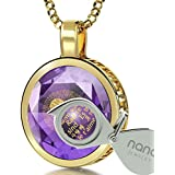 Nano Jewelry 925 Sterling Silver I Love You...