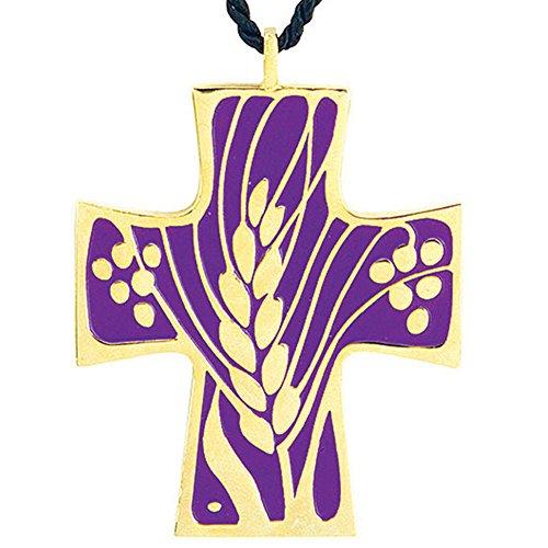 "2 1/2"" Eucharastic Minister Pendant M-23 -  Terra Sancta Guild"