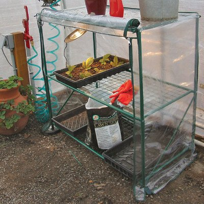 Early Start 3 Shelf Workbench Early Start Greenhouse