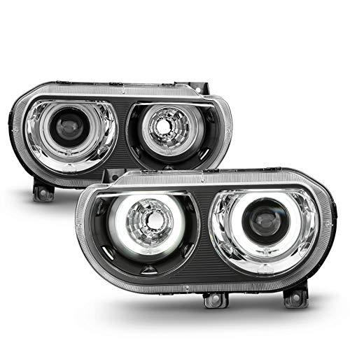 Housing Halo Projector Headlights - 4