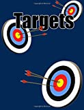 blank target paper - Targets Goals and Achievements Composition Notebook 7.44x9.69 Dk Blue Sketch: Blank Framed Sketch Paper for Targets, Goals, Notes, Bullet Lists, ... Designs, and Plans. Exercise Book or Journal.