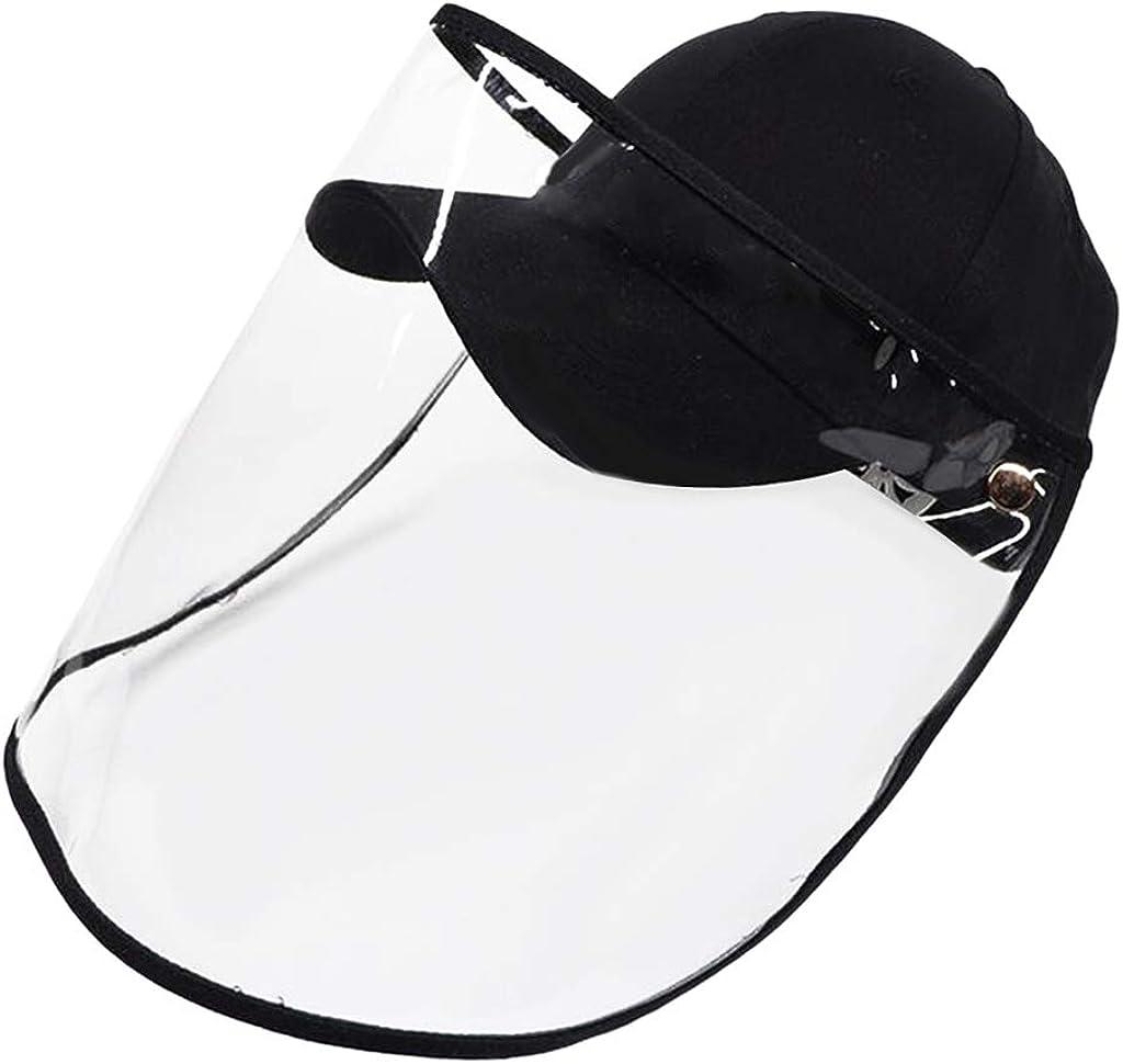 LOVIVER Doppio Cappello Di Protezione Per Bambini Cappellino Da Esterno A Prova Di Polvere