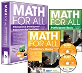 Math for All (K-2) : Professional Development Resources for Facilitators, Marschke-Tobier, Karen and Moeller, Babette, 1452268045