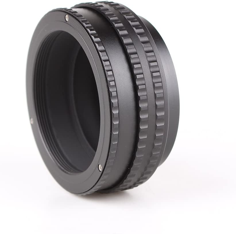 31/mm Macro Extension Tube m52-m42 Pixco M52/Objektiv auf M42/Kamera Verstellbar Focusing Helicoid Adapter Ring 17