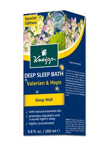 Kneipp Herbal Bath 200ml / 6,8 oz Valerian & Houblon - Sleep Well