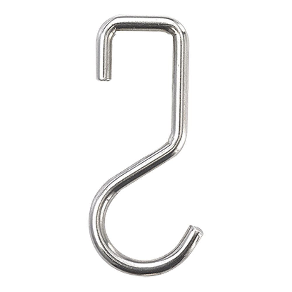 Mercer Culinary M30742 Stainless Steel Replacement S-Hooks, Set of 6 by Mercer Culinary (Image #1)