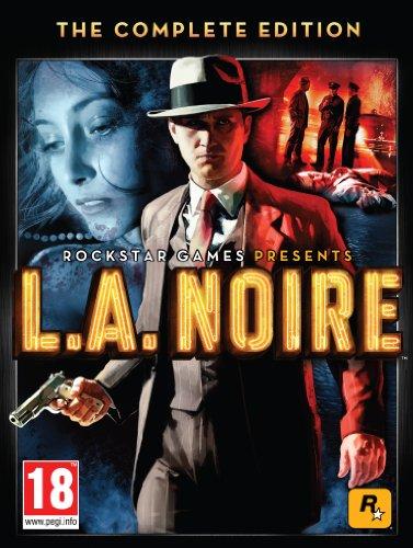 L.A. Noire - The Complete Edition (PC DVD)