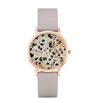 Cluse Reloj Analógico para Mujer de Cuarzo con Correa en Cuero CL40106: Cluse: Amazon.es: Relojes