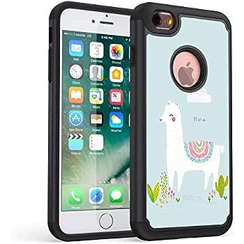 Amazon.com: Glisten Designer Hard Plastic Case for iPhone