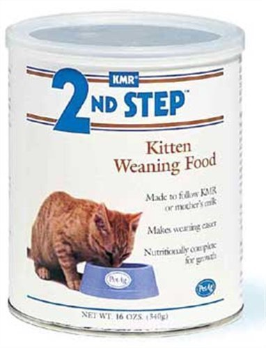 PetAg KMR 2nd Step Kitten Weaning Food 14oz by PetAg, Inc.*