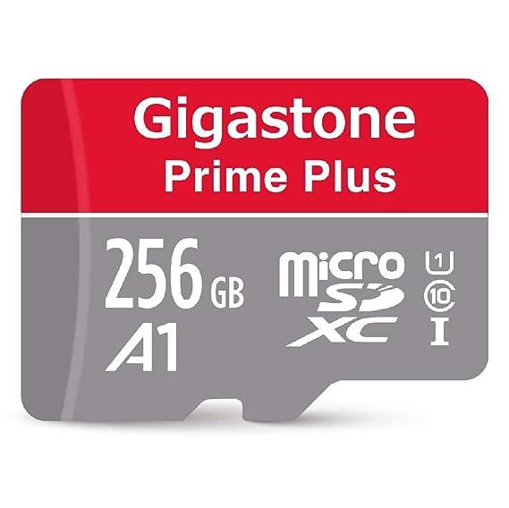 Amazon.com: Gigastone Tarjeta MicroSD A1 V10 UHS-I U1 Clase ...