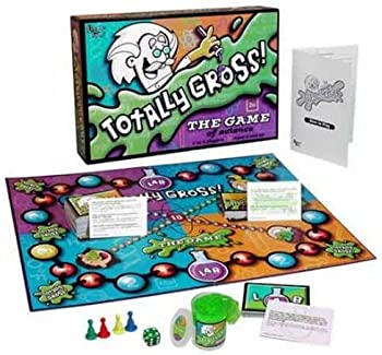 Totally Gross The Game of Learning Science