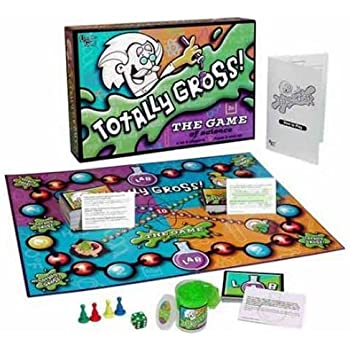 University Games Totally Gross: The Game of Science