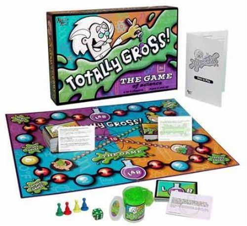Totally Gross: The Game of -