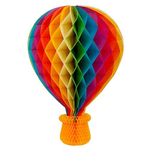Beistle 55796 Tissue Hot Air Balloon, 22-Inch -