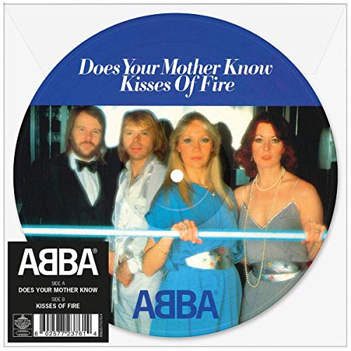 Used, Does Your Mother Know (Picture Disc) for sale  Delivered anywhere in USA