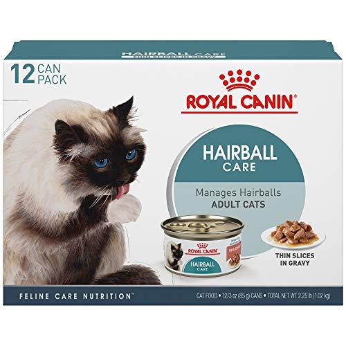 Royal Canin 175015 Feline Care Nutrition Hairball Thin Slice