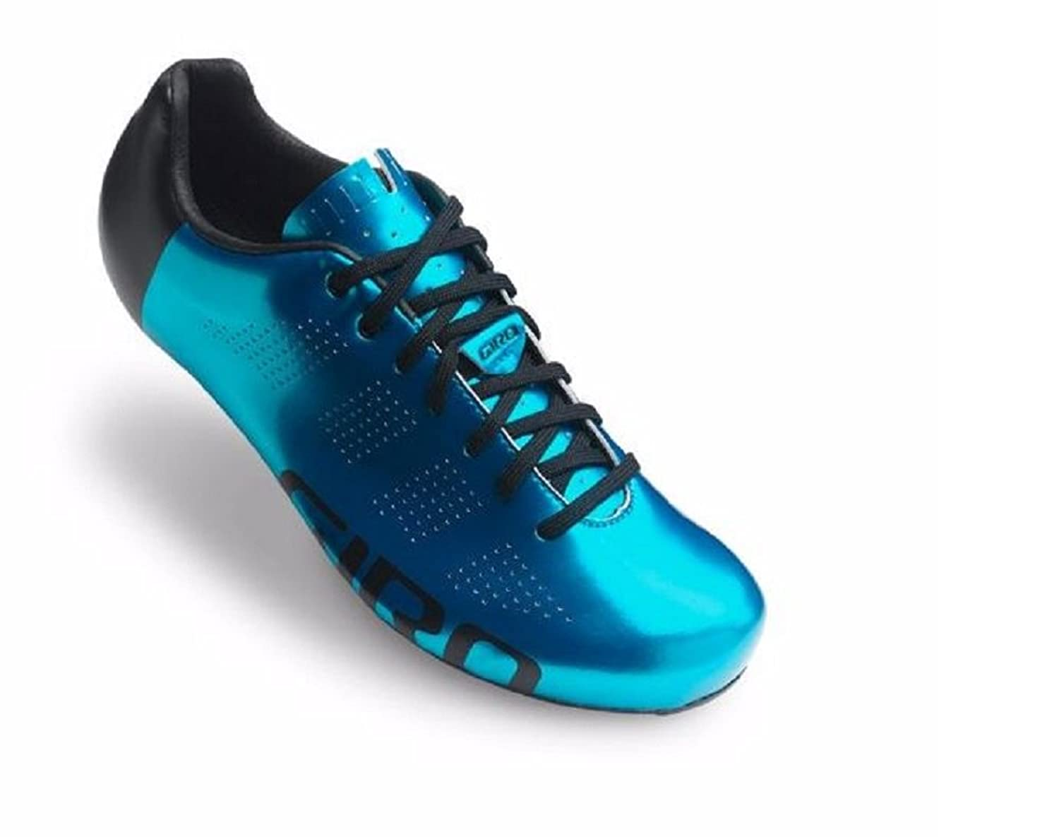 Giro Empire ACC Blue Steel Matte Black Road Bike Shoes