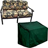 Bosmere C618 Love Seat Cover 64-Inch Long x 34-Inch Wide x 34-Inch High at Back