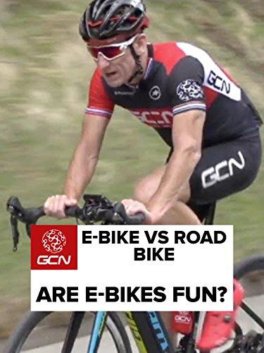 E-Bike Vs Road Bike - Are E-Bikes Fun?